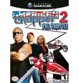 Gamecube American Chopper 2 Full Throttle