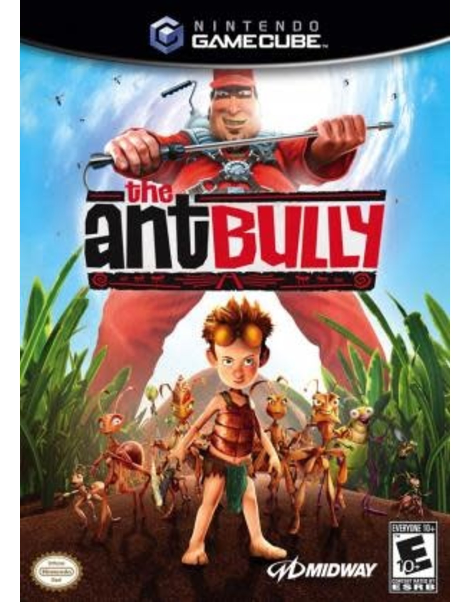 Gamecube Ant Bully