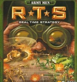 Gamecube Army Men RTS (CIB)