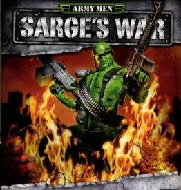 Gamecube Army Men Sarge's War