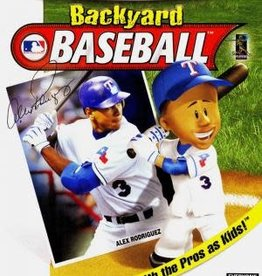 Gamecube Backyard Baseball (CIB)