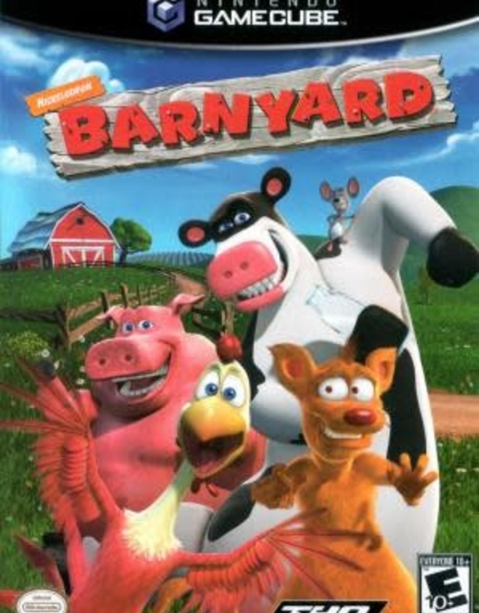 Gamecube Barnyard