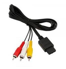 Nintendo Gamecube Nintendo Gamecube N64 SNES AV Video Cable (SJ)