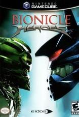 Gamecube Bionicle Heroes