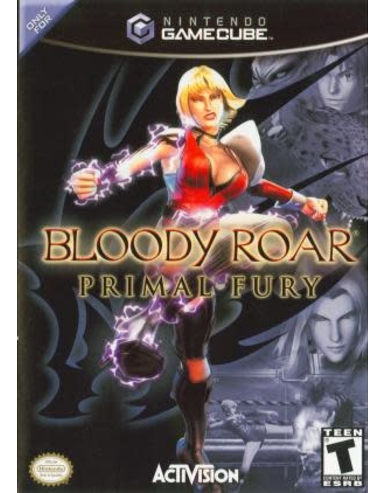 Gamecube Bloody Roar Primal Fury (CIB)