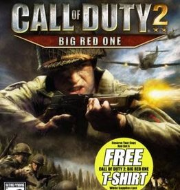 Gamecube Call of Duty 2 Big Red One