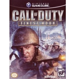 Gamecube Call of Duty Finest Hour (CIB)