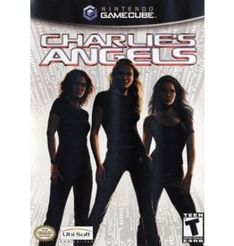 Gamecube Charlie's Angels (CIB)