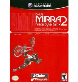Gamecube Dave Mirra Freestyle BMX 2 (CiB)
