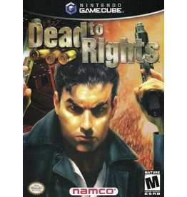 Gamecube Dead to Rights
