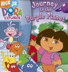 Gamecube Dora the Explorer Journey to the Purple Planet
