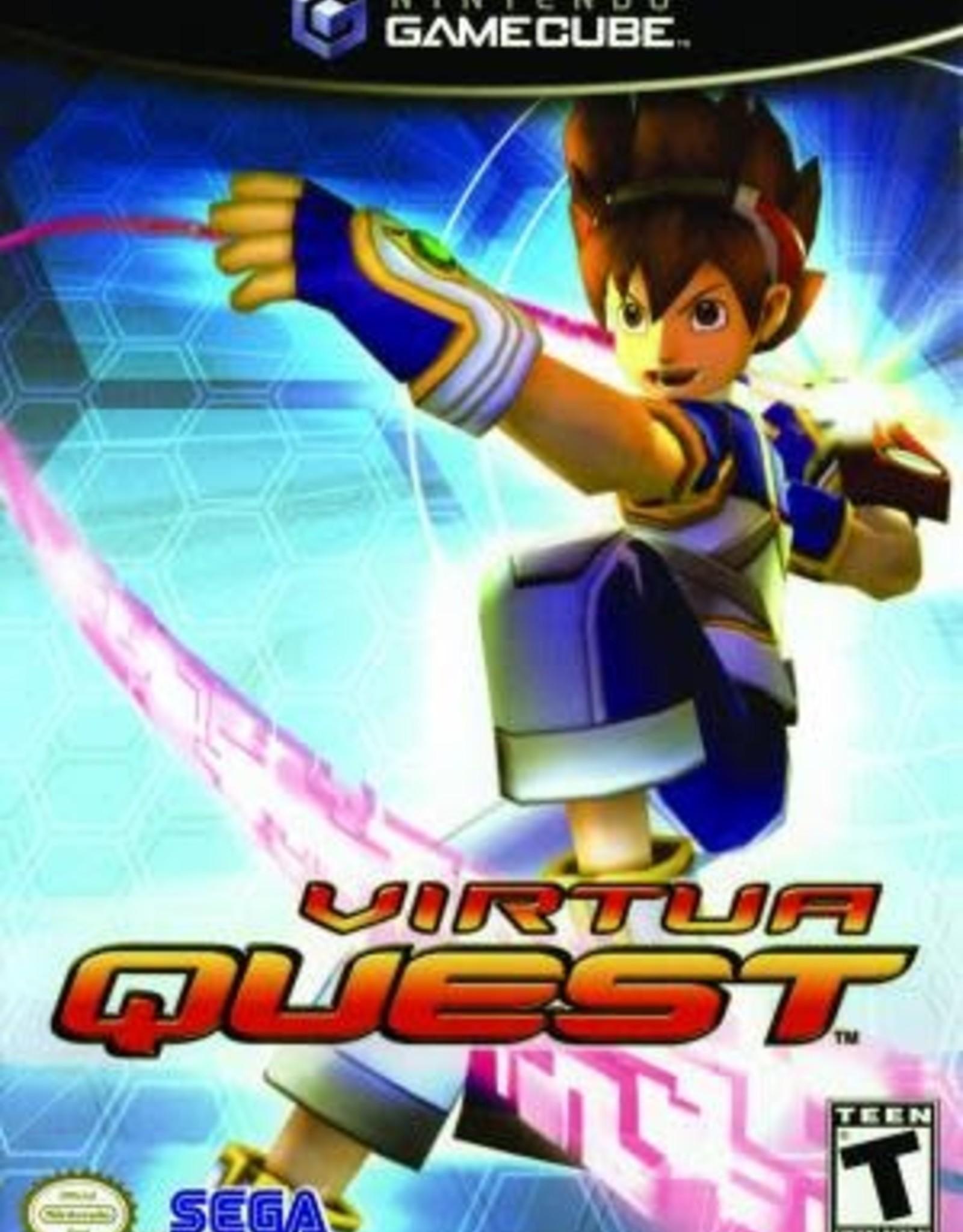 Gamecube Virtua Quest (CiB)