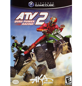 Gamecube ATV Quad Power Racing 2