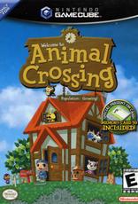 Gamecube Animal Crossing (CIB With Memory Card!)
