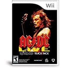 Wii AC/DC Live Rock Band Track Pack (CiB)