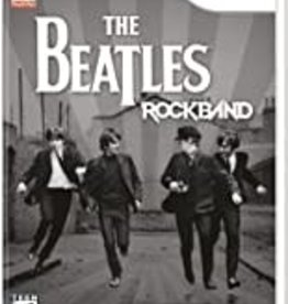 Wii Beatles: Rock Band (CIB)