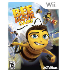 Wii Bee Movie Game