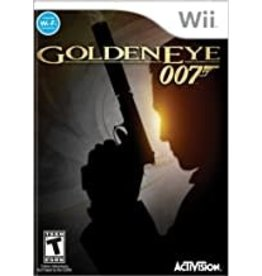 Wii 007 GoldenEye (CIB)