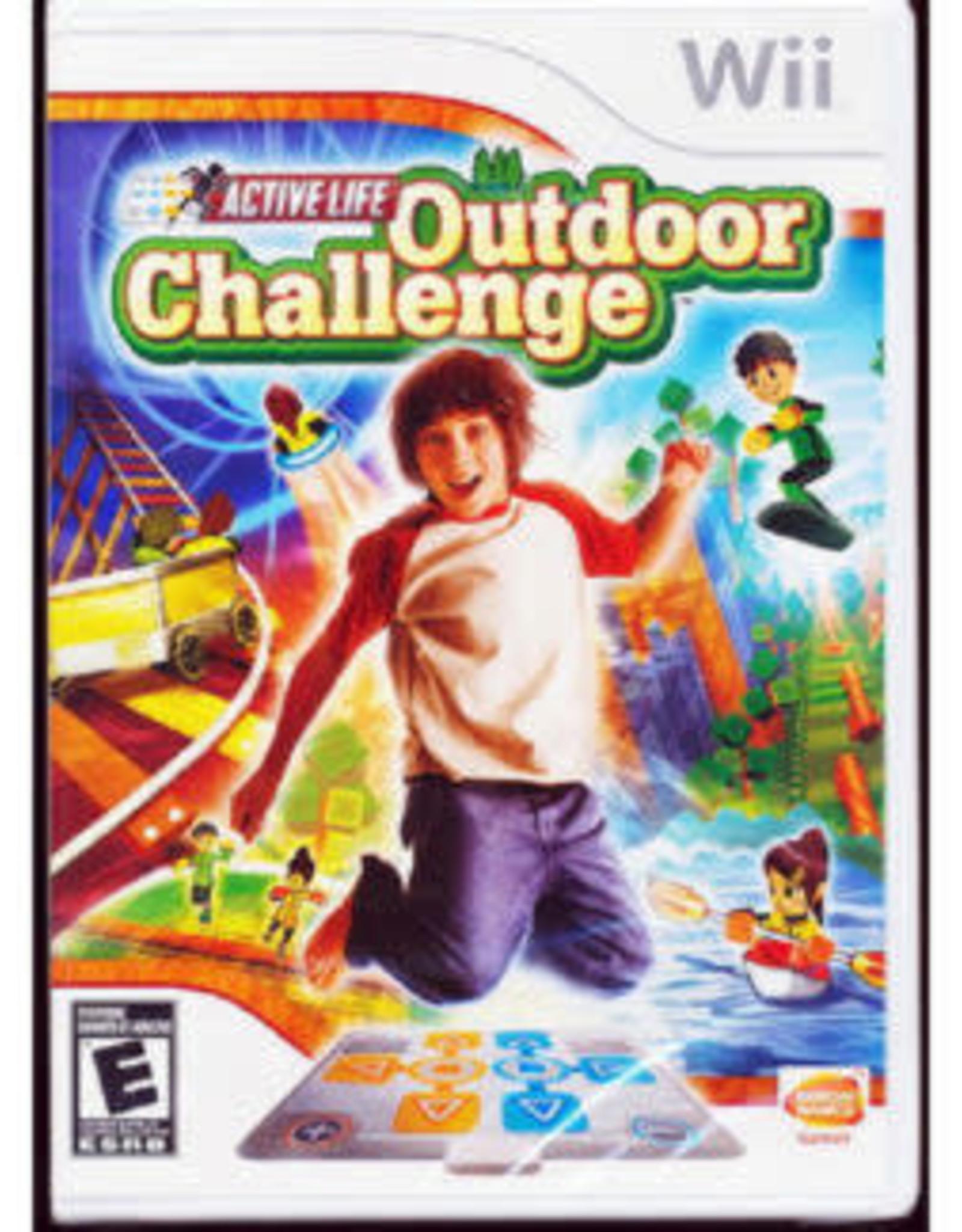 Wii Active Life Outdoor Challenge *Active Life Mat Required*