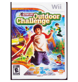 Wii Active Life Outdoor Challenge (CiB) *Active Life Mat Required*
