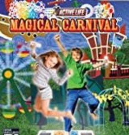 Wii Active Life Magical Carnival *Active Life Mat Required*