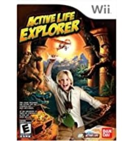 Wii Active Life: Explorer *Active Life Mat Required*