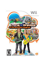 Wii Active Life: Extreme Challenge (No Manual) *Active Life Mat Required*