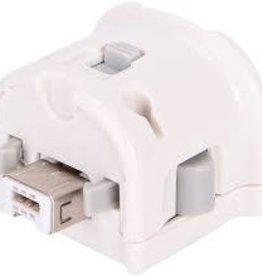 Wii Wii MotionPlus Adapter (White)