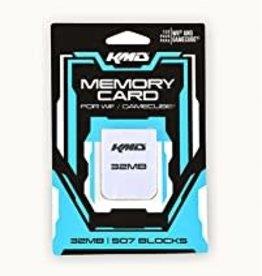 Nintendo Gamecube Gamecube Memory Card 32MB 507 Block (KMD, BRAND NEW)