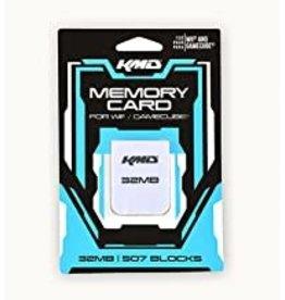 Nintendo Gamecube Wii Gamecube Memory Card 32MB 507 Block (KMD)