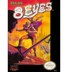 NES 8 Eyes (Cart Only)