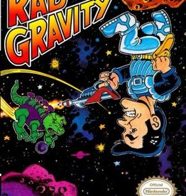 NES Adventures of Rad Gravity (Cart Only)