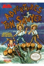 NES Adventures of Tom Sawyer (Cart Only)