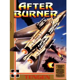 NES After Burner (Cart Only)