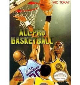 NES All-Pro Basketball (Cart Only)