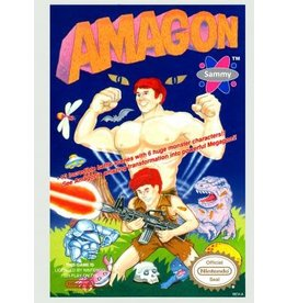 NES Amagon (Cart Only)