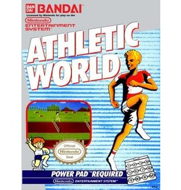 NES Athletic World [5 Screw] (Cart Only)