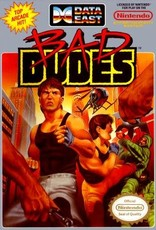 NES Bad Dudes (Cart Only)