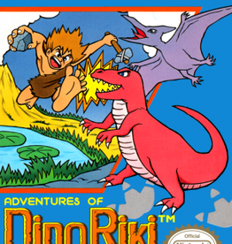 NES Adventures of Dino Riki