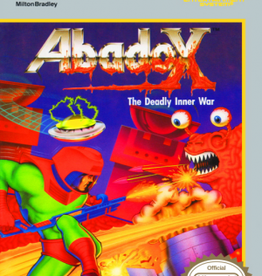 NES Abadox (Cart Only)