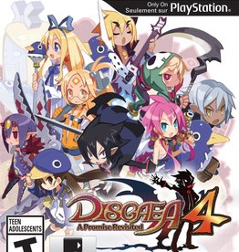 Playstation Vita Disgaea 4: A Promise Revisited (Used)