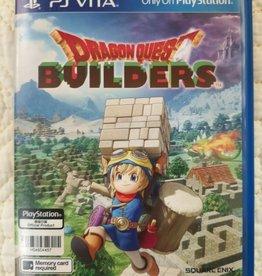 Playstation Vita Dragon Quest Builders (Used)