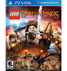 Playstation Vita LEGO Lord Of The Rings (Used)