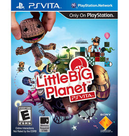 Playstation Vita Little Big Planet (Used)