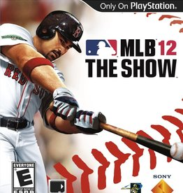 Playstation Vita MLB 12: The Show (Used)