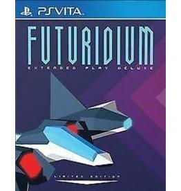 Playstation Vita Futuridium (Sealed, LRG #007)