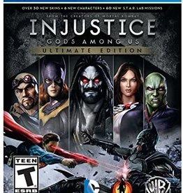 Playstation Vita Injustice: Gods Among Us Ultimate Edition (Sealed)