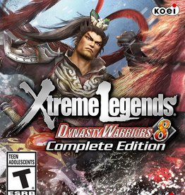 Playstation Vita Dynasty Warriors 8: Xtreme Legends Complete Edition (Sealed)