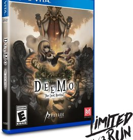 Playstation Vita Deemo: The Last Recital (Sealed, LRG# 63)