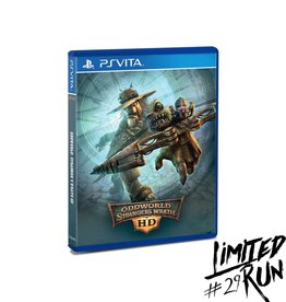 Playstation Vita Oddworld Stranger's Wrath (Sealed, LRG# 29)